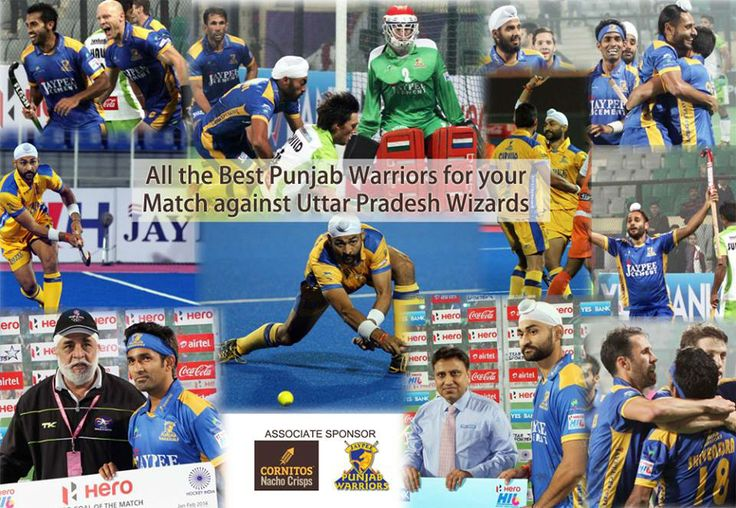 CORNITOS! wishes Punjab Warriors the very best for their