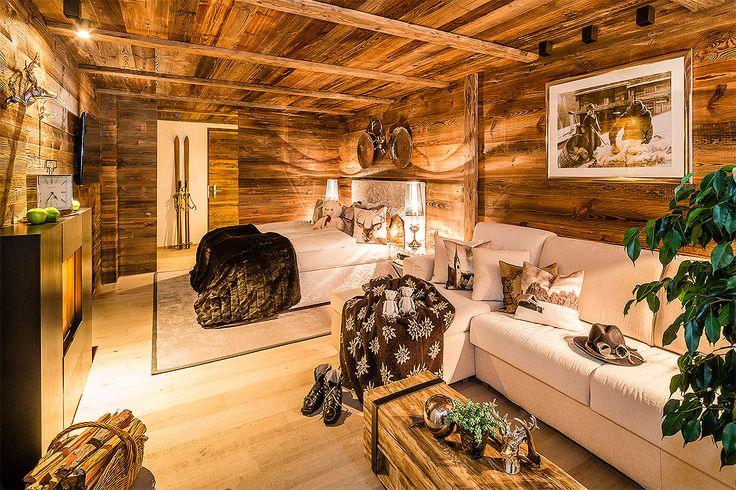 Zimmer im Chalet Villa Gabriela in St. Michael - Urlaub in Kastelruth