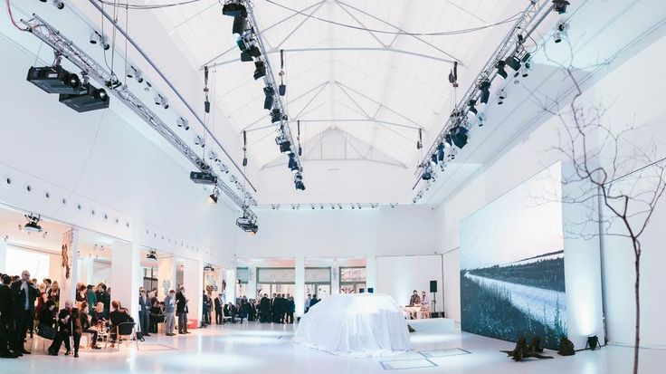 Volvo XC90 launch event