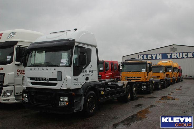 Iveco-parade! Check out our Iveco stock at https://www.kleyntrucks.com/trucks/all-options/all/iveco/?utm_content=buffer843bd&utm_medium=social&utm_source=facebook.com&utm_campaign=buffer
