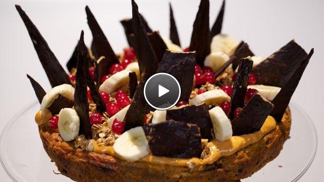 Crazy creative carrot cake- Sipke Jan's Worteltaart - recept | 24Kitchen