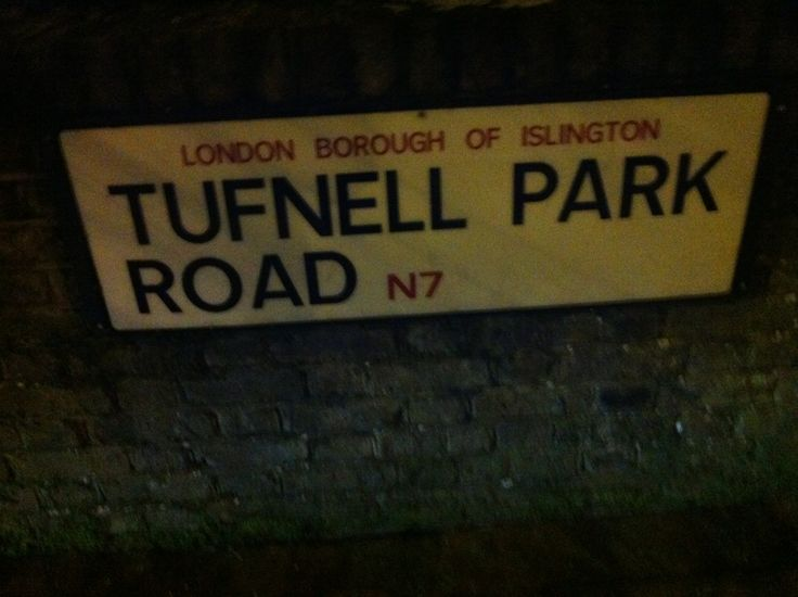 Tufnell Park in Tufnell Park, Greater London
