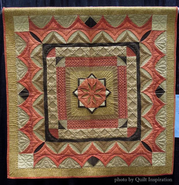 116 best Quilts - warm / red images on Pinterest | DIY, Beautiful ... : international quilt show 2015 - Adamdwight.com
