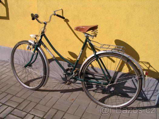 Retro silniční kolo Velamos Super de luxe - Strakonice, prodám