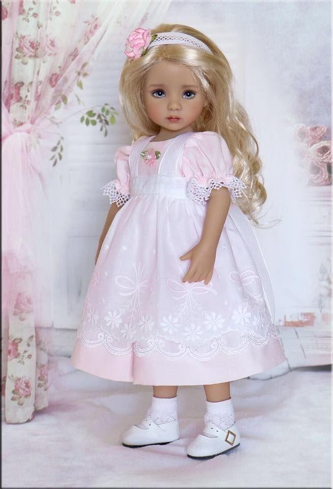 Little Darling - Dianna Effner Dolls