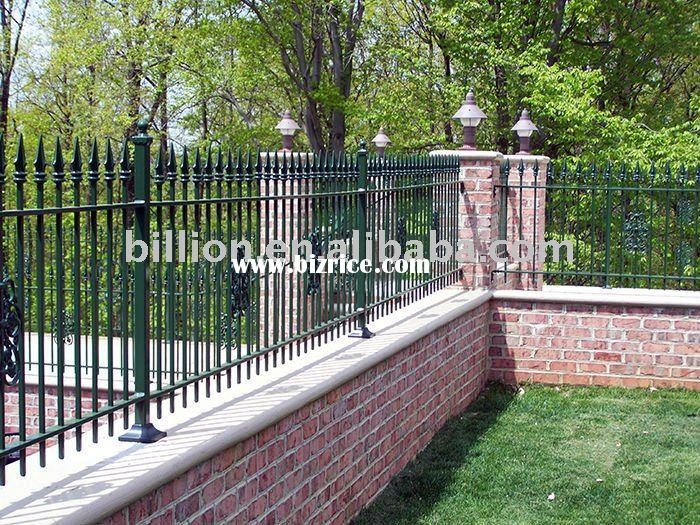 Image Detail For Decorative Wrought Iron Fence Iron Gate