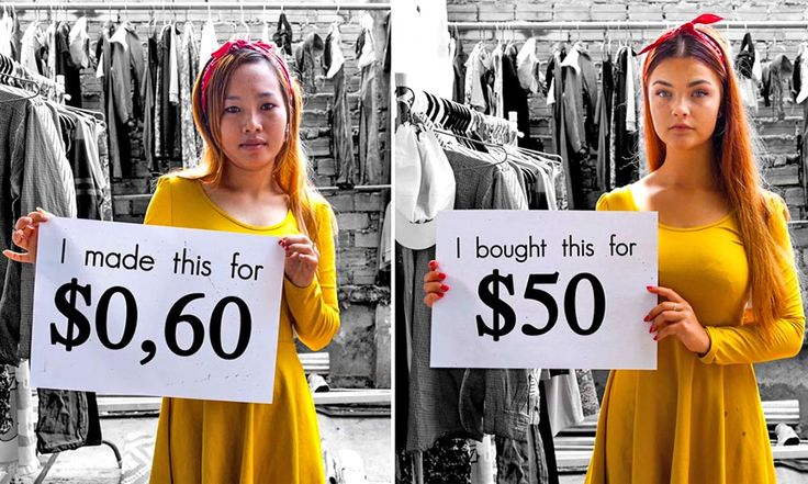 Ethical Fashion 101 The Top 5 Ethical Issues in the Fashion Industry 2 low wages from TVN24