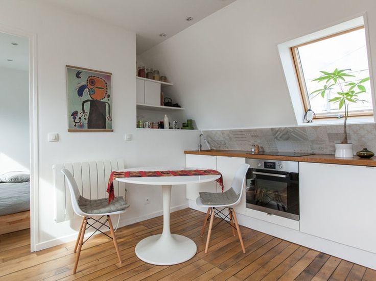 42 best Comble I images on Pinterest Loft, Lofts and Mansard roof