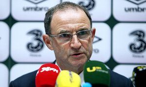 Martin ONeill defends late call on naming Republic of Ireland squad