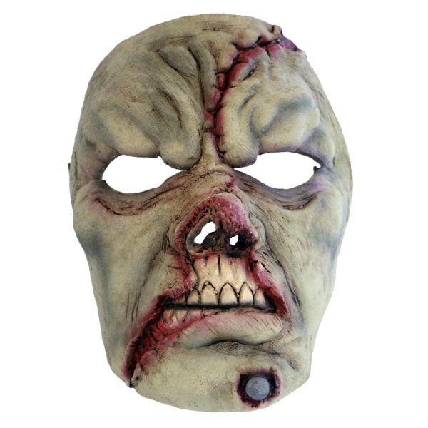 Monstermaske - Skumle halloween masker