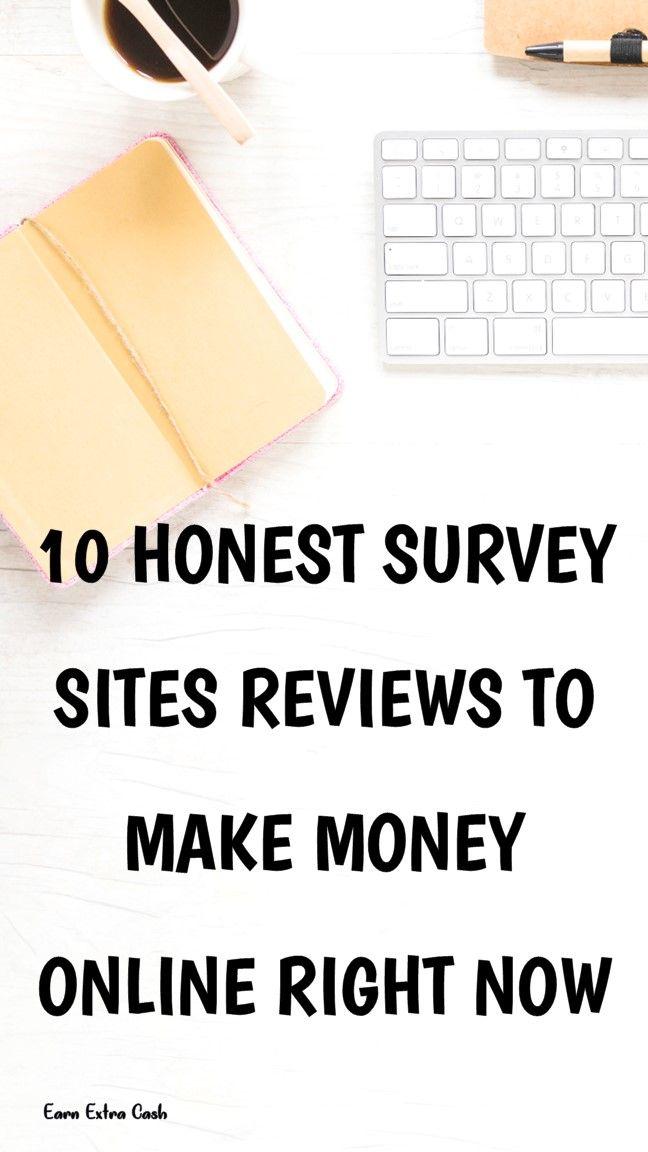 10 Honest Survey Sites Reviews To Make Money Onlin…