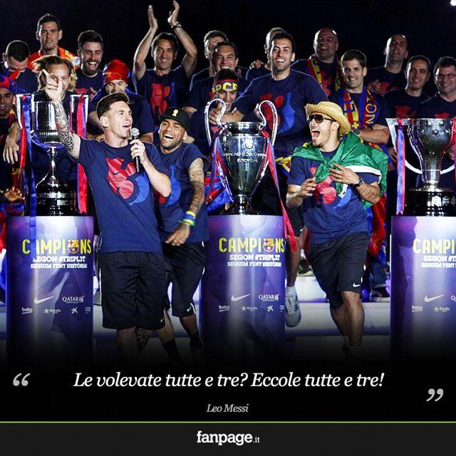 Leo #Messi #Barcellona