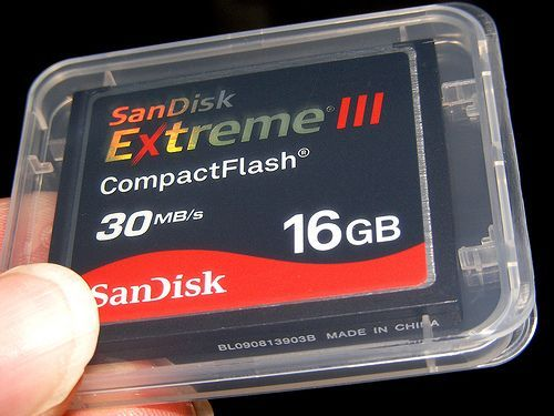 This could be VERY good to know!!! How to restore pictures deleted from a memory card
