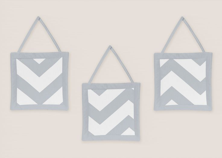 Chevron Wall Hanging Art