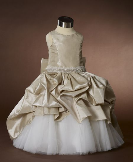 Expensive Flower Girl Dresses - RP Dress