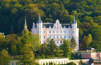 Hotel Bristol Palace (Karlovy Vary/Karlsbad, Tschechien)
