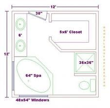 71 best images about bath design on pinterest toilets for Master bathroom floor plans 10x12