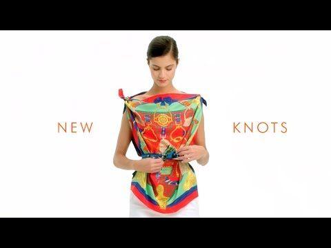 Hermès Silk Knots App