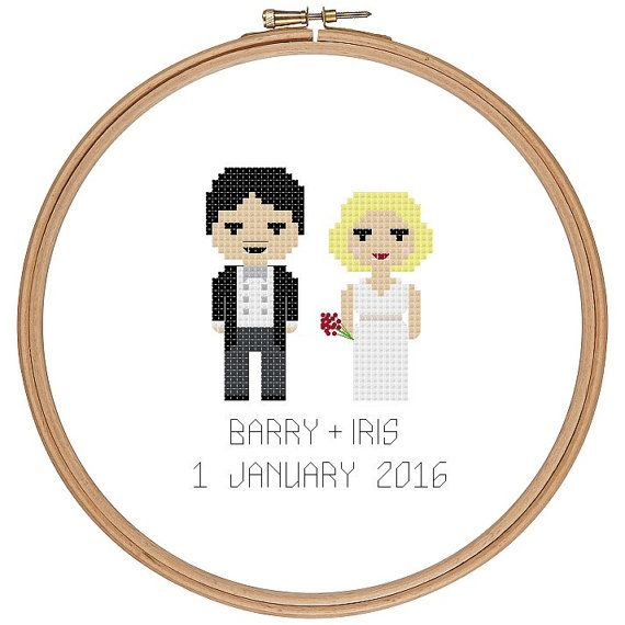 Completed Custom Wedding Cross Stitch Family by peaceandstitches #custom #crossstitch #cross #stitch #engagement #wedding #anniversary #gift #present #unique #personalized #cotton #linen