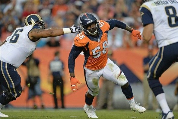 NFL Week Seven Bold Predictions: Von Miller Gone Sacking - NFL Mocks - 2013 NFL Mock Draft, Fantasy Football, NFL News, and NFL Mock Draft D...