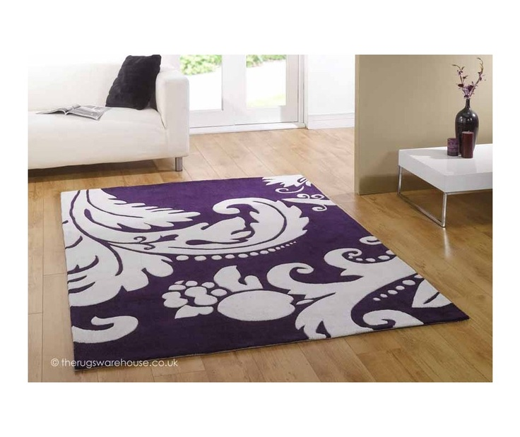 31 Best Lay At My Feet Rugs Images On Pinterest Purple Interesting White