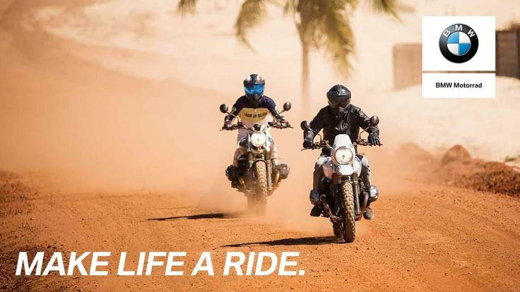 THE SPIRIT OF A LEGEND - The new R nineT Urban G/S.