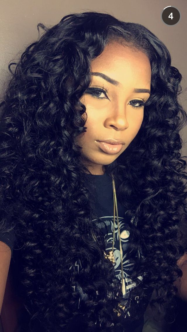 wavy hair weave styles 25 best ideas about curly weave hairstyles on 3906 | 44a8260b51235149e4a74f9ac7ca7b18