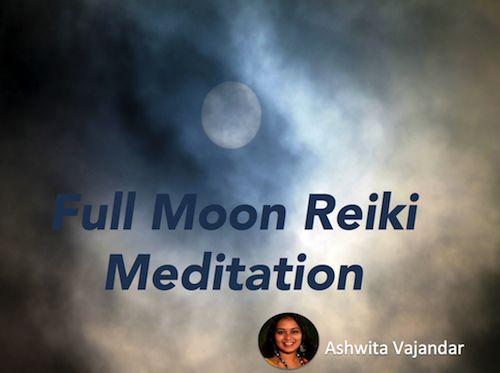 Full Moon Reiki Meditation