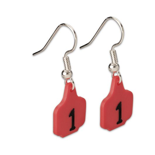 Buy Cattle Tag Earrings, C15840(A) at Nasco. You will find a unique blend of products for Arts & Crafts, Education, Healthcare, Agriculture, and more!