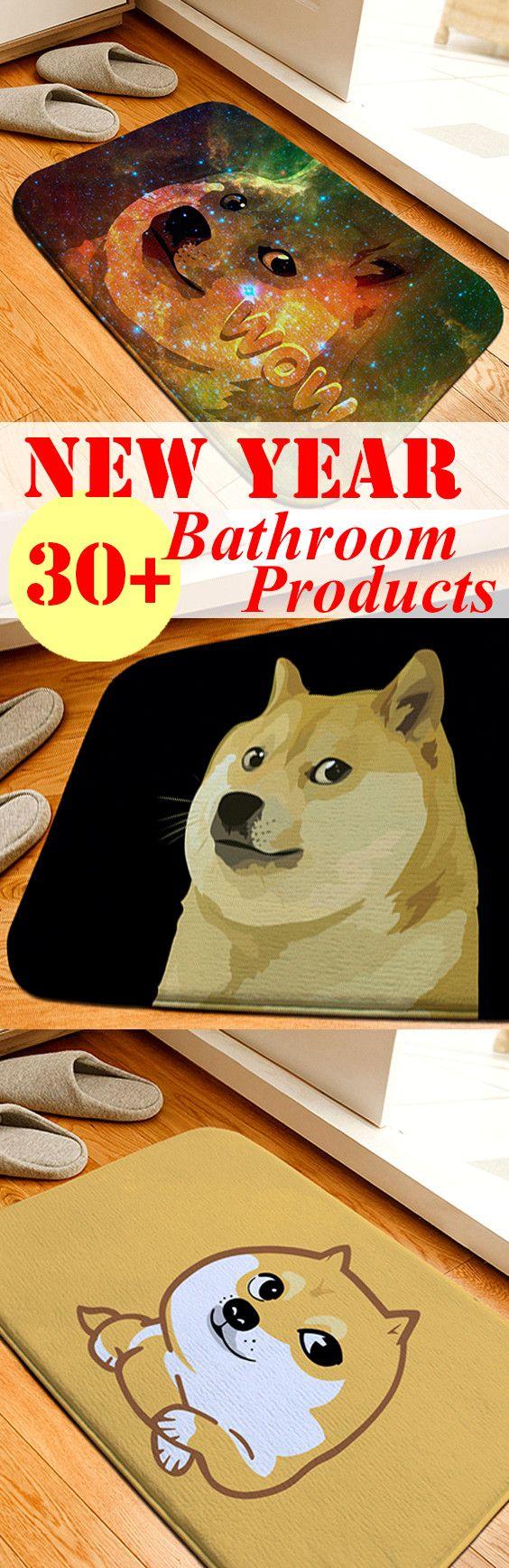 New Year 30+ Bathroom Products
