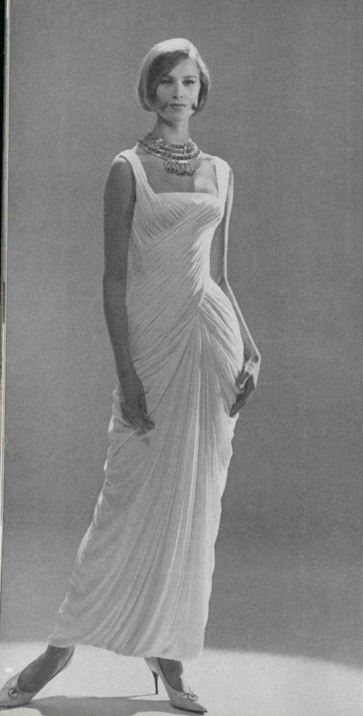 13 best MADAME CARVEN images on Pinterest | Vintage dresses, 1950s ...