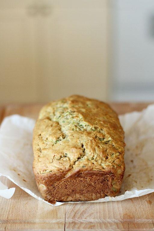 Uncomplicated Zucchini Bread