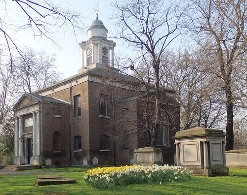 St Mary's Church Paddington Green