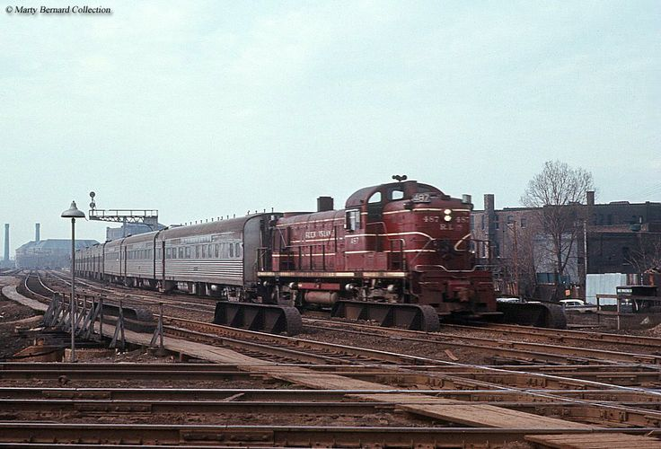 The Chicago, Rock Island and Pacific Railroad was a fabled Midwestern granger that struggled after the 1960's.  A botched merger and strike led to its liquidation in 1980.