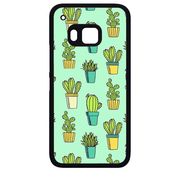 Cactus HTC Phonecase For HTC One M7 HTC One M8 HTC One M9 HTC One X
