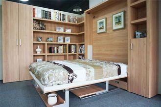China Espaço multifuncional que salvar a cama escondida Smart moderna da cama da parede de Murphy fornecedor