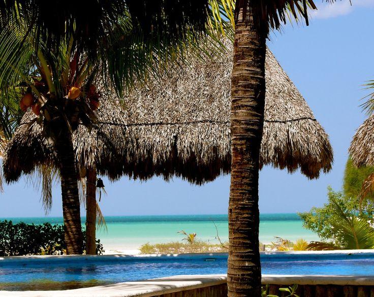 Hotel Palapas del Sol, Isla Holbox, Mexico - Home