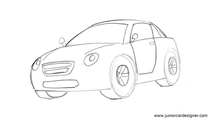 50 best car drawing for kids images on pinterest