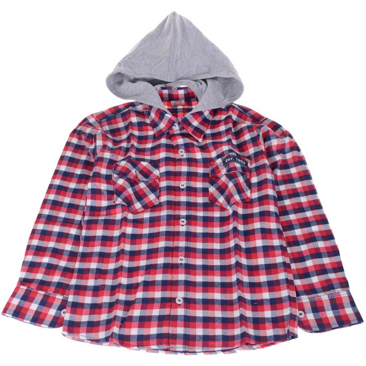 Μοντέρνο καρό πουκάμισο για αγόρια 6-16 ετών, με έκπτωση 55% για την Εβδομάδα Ηλεκτρονικού Εμπορίου (έως 7/12)! Αγοράστε τώρα online: https://www.azshop.gr/s/?search=Established  #azshop #παιδικά #ρούχα #online