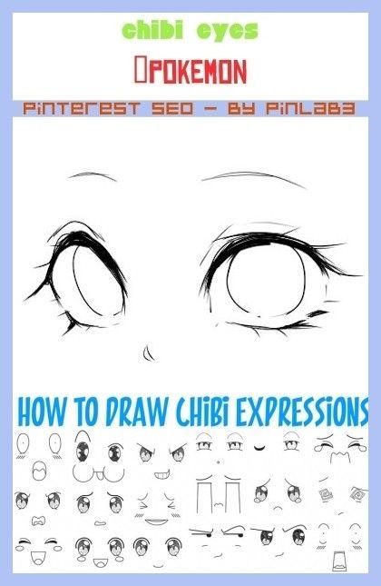 Eyes Chibi : chibi, Chibi, #pokemon, #geek., Poses,, Anime,, Eyes,, Academia, Chibi,, Drawings,, Cute,, Chi…, Body,