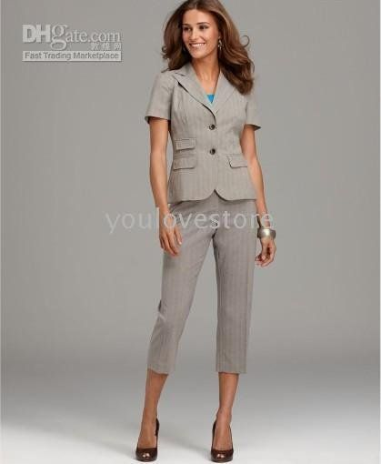 Beautiful Popular White Pants Suit WomenBuy Cheap White Pants Suit Women Lots