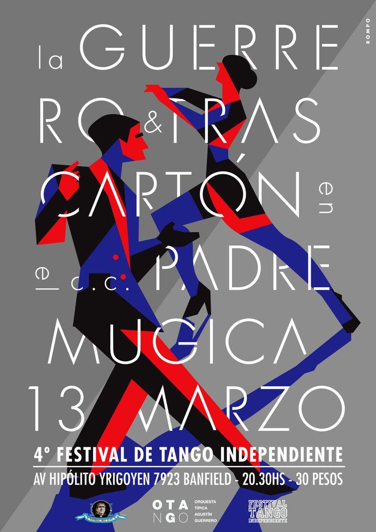 max rompo - typo/graphic posters