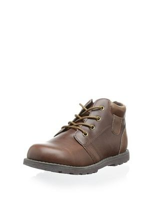 57% OFF Joseph Allen Kid's Casual Shoe (Brown Crazy Horse)