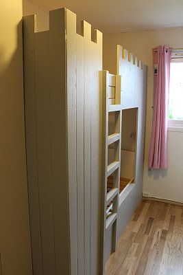 128 best images about Hermine on Pinterest  Shelves, Kid beds and ...