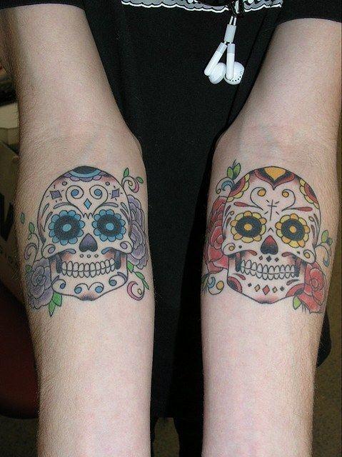 tatuajes dia de muertos 7