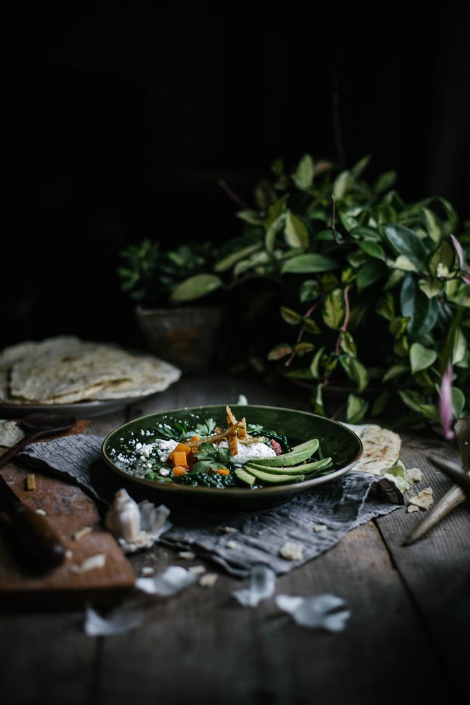 Local Milk | Feast the Cookbook: Sweet Potato & Kale Tortilla Soup