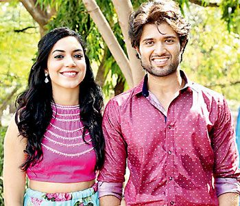 Pelli Choopulu takes off  - Read more at: http://ift.tt/1RJtXxh