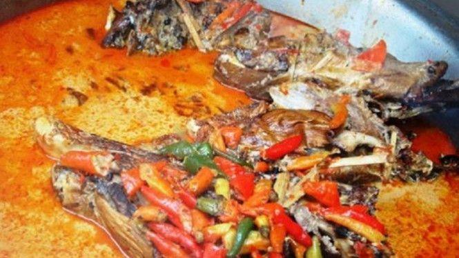 Resep Mangut Ikan Asap Istimewa Yogyakarta Ikan Asap Resep Ikan Resep Masakan