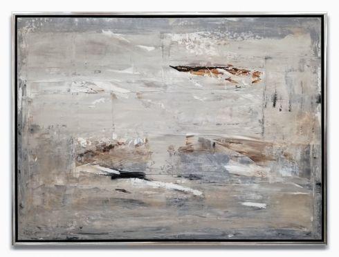 Stachowiak // No one's field / 110 x 150 cm
