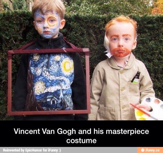 Van Gogh an masterpiece